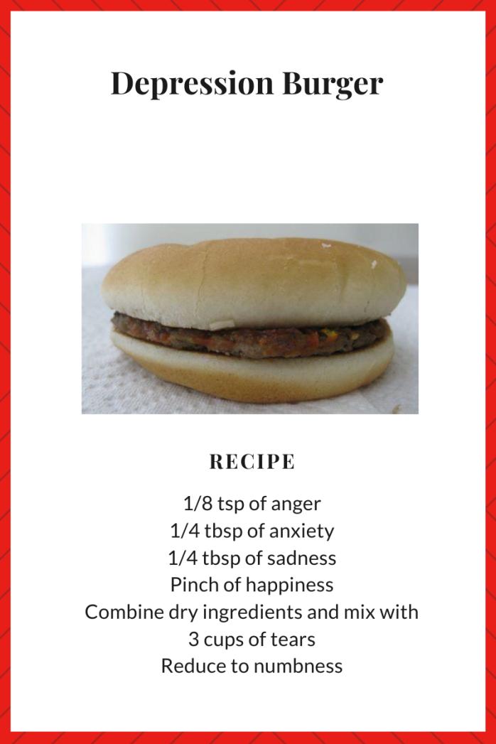 Depression Burger